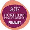 Bisca - Northern Design Awards Finalist 2017