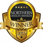 Northern Design Awards Winner 2015