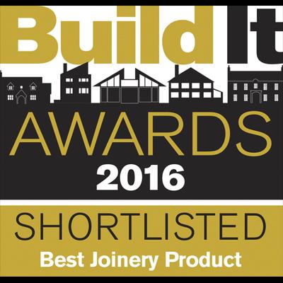 2016 Awards Build It Award Finalists 2016 finalists Badge