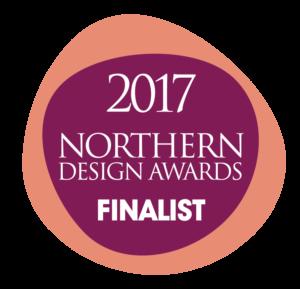Northern Design Awards Finalist 2017