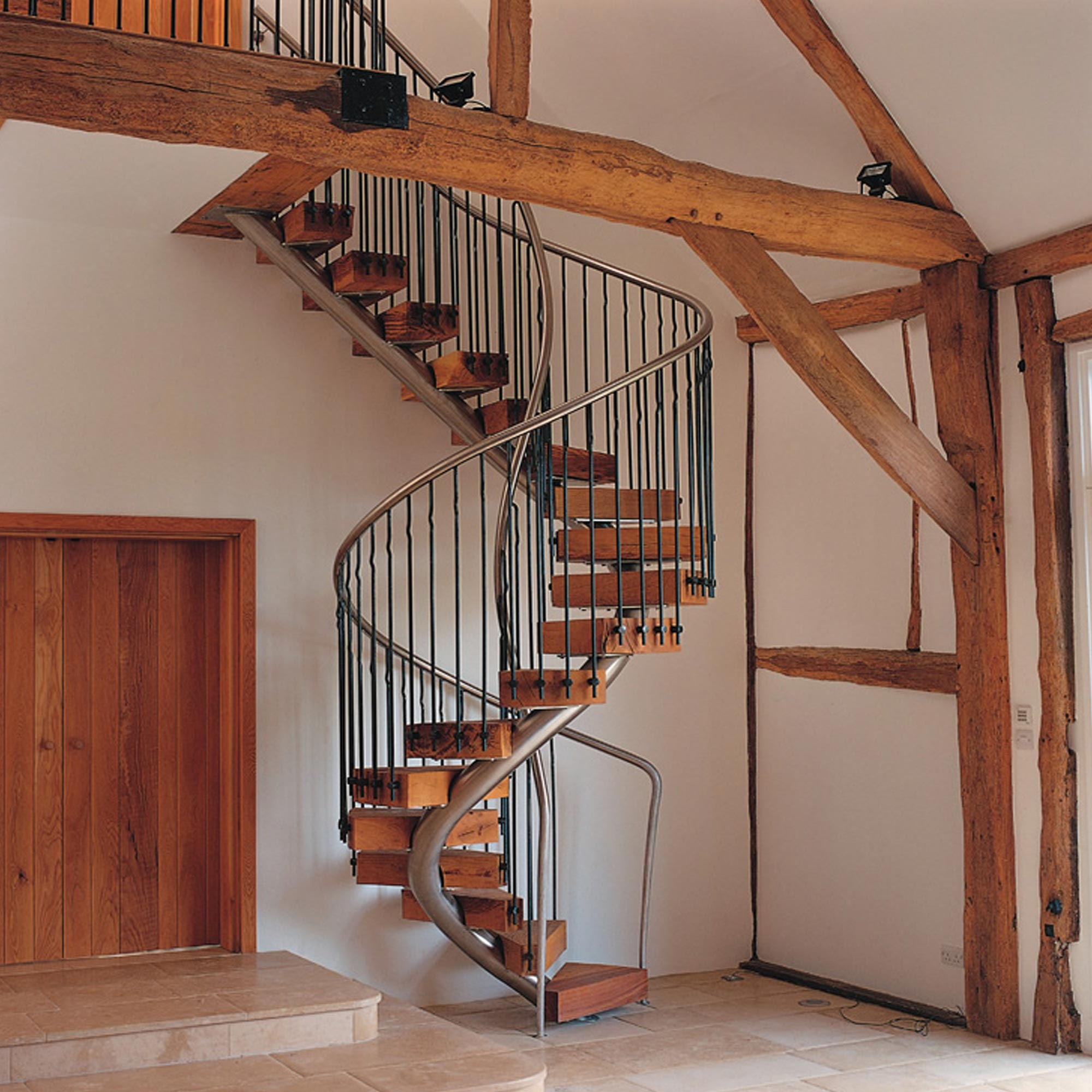 Merveilleux Bisca Staircases