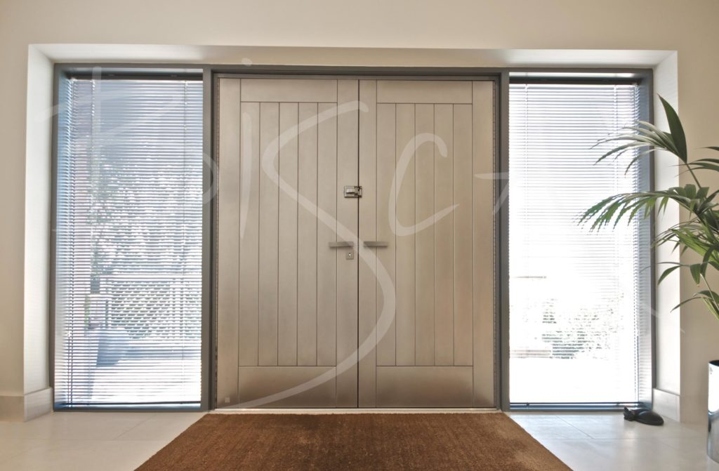 bespoke steel security door