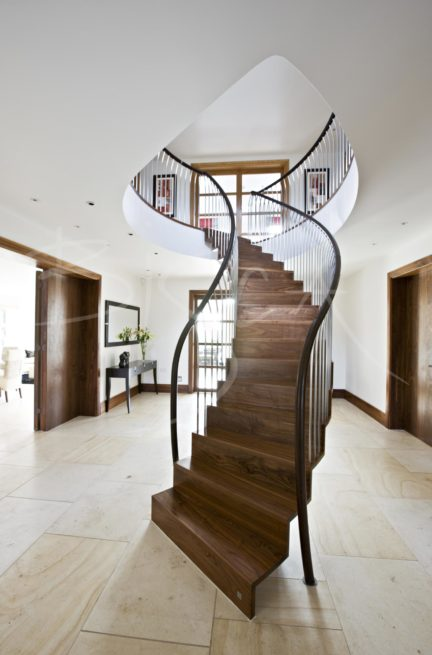 2005 - Bisca feature stair design