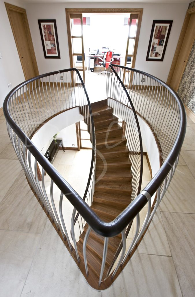 2005 - Bisca feature stair design