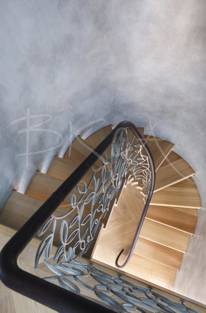 3241 - Bisca Spiral Staircase Alternative Helical