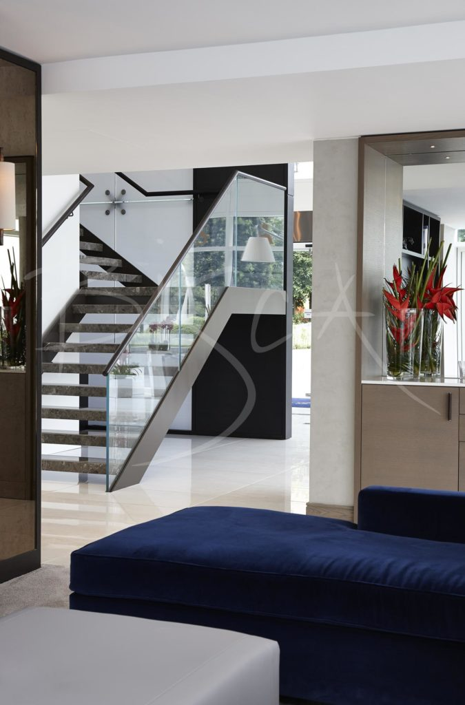 3799 - Bisca Penthouse Staircase London