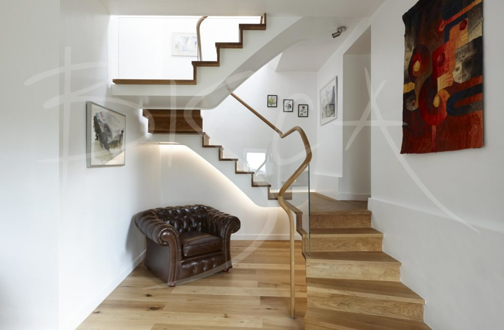 3867 - Bisca New Staircase Design