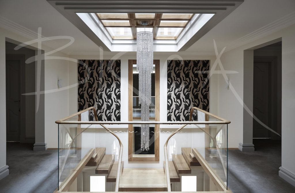 Page Header - Staircase Design