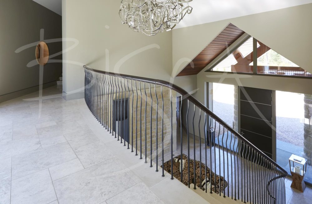 4342 - Bisca Stone Cantilever Staircase Design