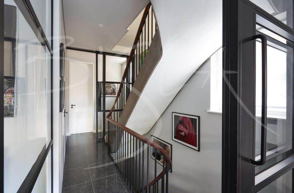4628 - Bisca Architect Staircase Design London