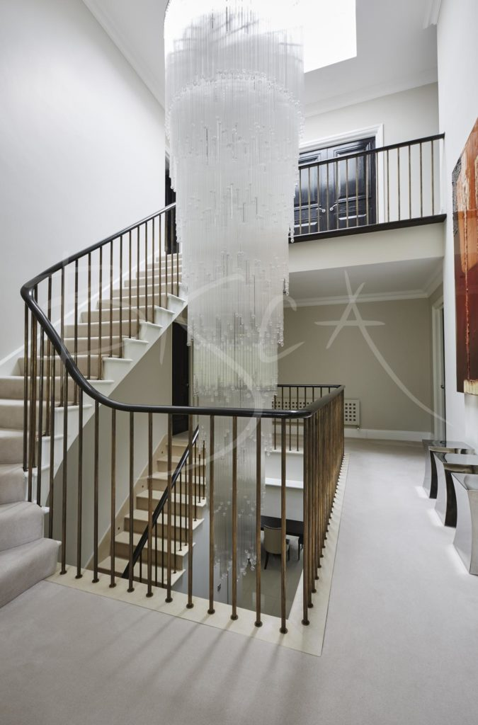 4875 Bronze Balustrades - North London