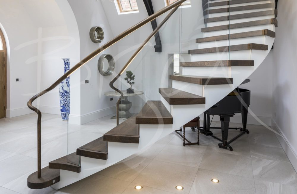 6991 - Bisca listed building staircase design