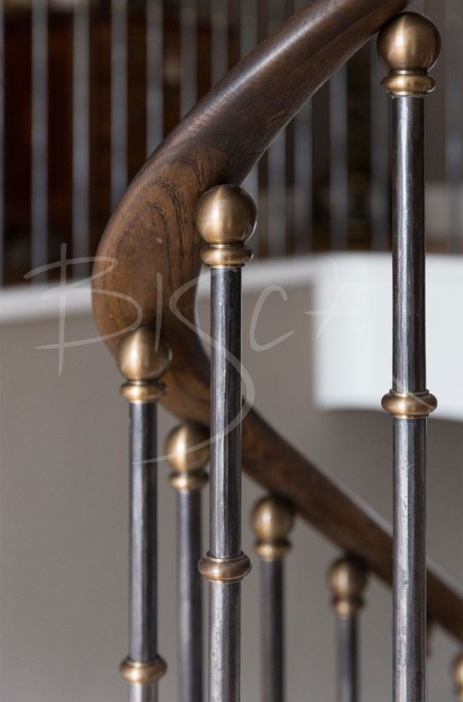 forged balustrade