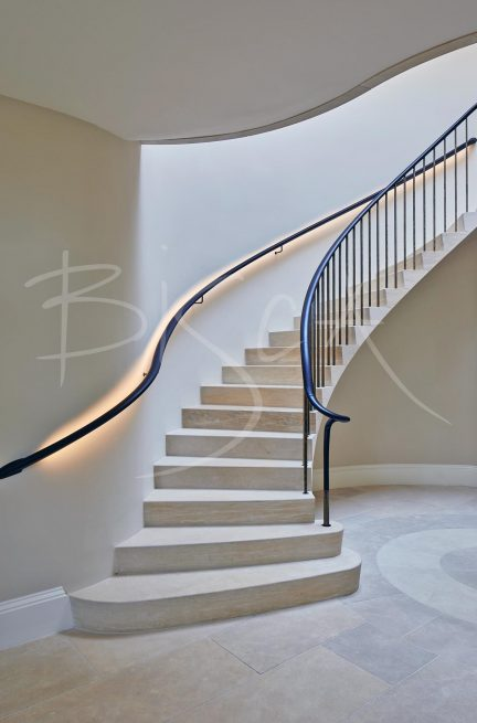 Bisca 7119 Yorkshire Stone Staircase