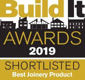 Build It Awards Finalist Badge Bisca